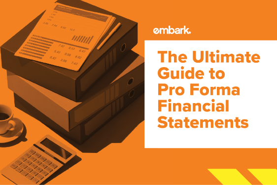 The Ultimate Guide to Pro Forma Statements_CoverImage