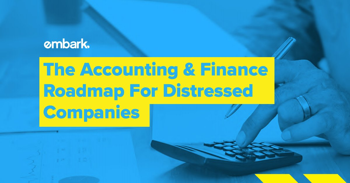 FI_The Accounting & Finance Roadmap For Distressed Companies